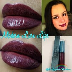 Shop Women's MAC Cosmetics Purple size OS Lip Balm & Gloss at a discounted price at Poshmark. Description: 💙MAC Lipglass from Alluring Aqua Collection! Brand New in a Box! Lip Makeup, Makeup Cosmetics, Purple Lipstick, Lip Balm, Aqua, Mac Lipsticks, Modern, Beauty, Box