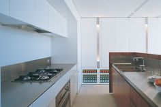 Recessed lighting  Bay Apartment Chenchow Little Architects