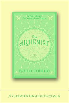 The Alchemist // Paulo Coelho