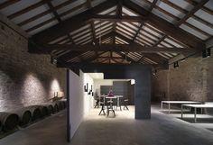 CVNE Winery   NINOM; Photo: Jesús Granada   Archinect