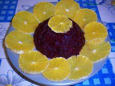 Salade de Betterave � l'Orange