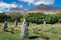 Lochbuie Stone Circle, Isle of Mull