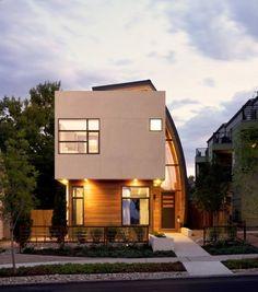 Shield House, de Studio H:T
