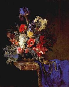 Автор многочисленных натюрмортов, придворный художник при дворе Медичи, художник Willem van Aelst для аристократов.