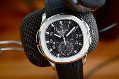 Patek Philippe Aquanaut Travel Time Reference 5164A