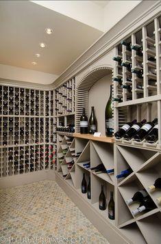 Nadire Atas on Adegas Embaixo da Escada modern wine room ideas Wine Cellar Basement, Wine Cellar Racks, Beer Cellar, Bodega Bar, Home Wine Cellars, Wine Cellar Design, Wine Tasting Room, Wine Wall, Wine Cabinets
