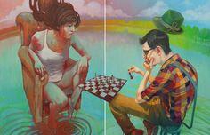 Natalia Rak | Vea estas fantásticas obras de arte urbano! #decorarunacasa   #arteurbano   #bansky