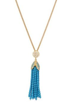 Want California casual chic style in your life? HauteLook has you covered. Tassel Jewelry, Tassel Necklace, Jewelry Box, Pendant Necklace, Casual Chic Style, Vintage Diamond, Evil Eye, Antique Jewelry, Tassels