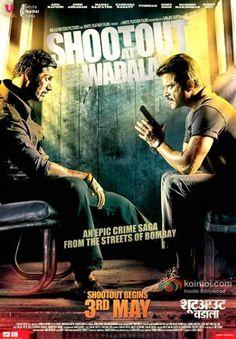 Shootout-At-Wadala-2013-Full-hindi-movie   Movies Poster   Pinterest ...