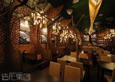 海物語/UMI-MONOGATARI. 沖縄カフェ&ダイニング/OKINAWAN CAFE & DINING. Designer: Yusaku Kaneshiro