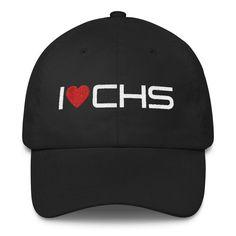I Love CHS Charleston Classic Cap