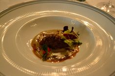 Insalata di lesso rifatto francesina con insalata riccia e lenticchie