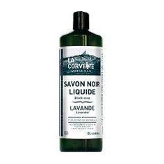 Jabon Negro Liquido Lavanda- 1000mL - Imagen 1