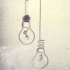 DIY好きに最近人気なワイヤークラフト簡単に作れるシンプルな...