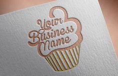 Logo personnalisé pour entreprise style par OBercailDesign sur Etsy