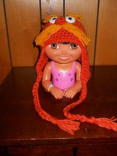 Crochet Lorax Hat 10.00 Plus shipping.