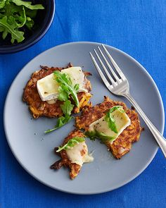 Sweet Potato Latkes -