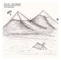 saint raymond. One of the greatest artists I know.