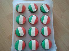 Italie cupcakes