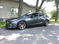 Body Kits / Aero Kits / Body Accessories List - As seen on Mazda3's - Page 6 - 2004 to 2016 Mazda 3 Forum and Mazdaspeed 3 Forums