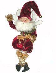 Mark Roberts 12 Days of Christmas 4 Calling Birds Fairy