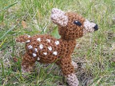 1000+ images about ~ Crochet Forest Animals ~ on Pinterest ...