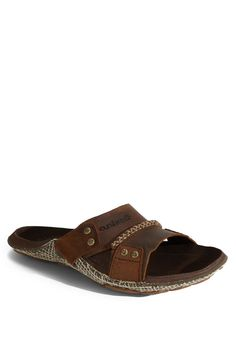 Cushe 'Manuka' Slide Sandal, bought these, they are awesome.
