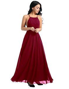 Amazon Dresses, Chiffon Evening Dresses, Dress Brands, Fashion Brands, Backless, Topshop, Bridesmaid Dresses, Prom, Gowns