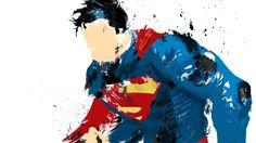 Fond d'écran de superman en haute résolution #13242