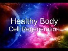 POWERFUL! Cell Regeneration Deep Healing Delta Binaural Tones for Healthy Body - YouTube