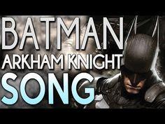 ♫ Batman Arkham Knight Song (MUSIC VIDEO) - TryHardNinja feat JT Machinima - YouTube