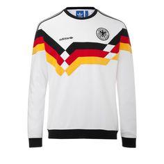 90er Sweatshirt Retro - DFB-Fanshop