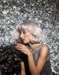 via I Almost Can't Handle These 70s-Fab Anjelica Huston Photos: Obsessed: Entertainment: glamour.com