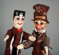 Pavaly/France/The art of puppets