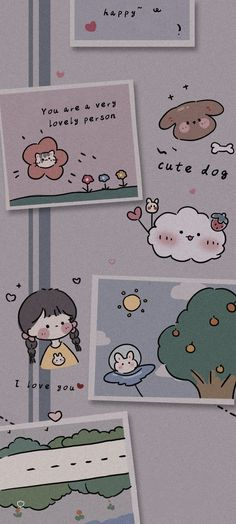 Cute Pastel Wallpaper, Soft Wallpaper, Cute Wallpaper For Phone, Bear Wallpaper, Cute Patterns Wallpaper, Emoji Wallpaper, Iphone Background Wallpaper, Aesthetic Pastel Wallpaper, Cute Anime Wallpaper