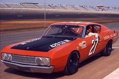 "NASCAR Grand National 1969 Ford Torino Talladega #27 ""Sunny King Ford"", Donnie Allison"
