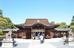 Jonangu shrine 城南宮
