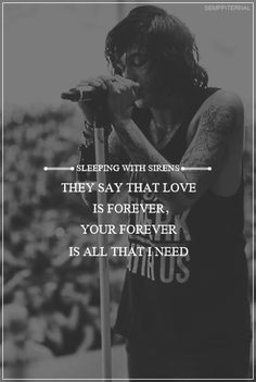 If I'm James Dean, You're Audrey Hepburn by Sleeping with Sirens