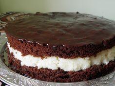 "Торт ""Баунти"" #торт_на_заказ_мариуполь #шоколадный"