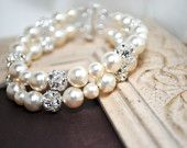 My bracelet is included in this treasury on Etsy: 'I do!'