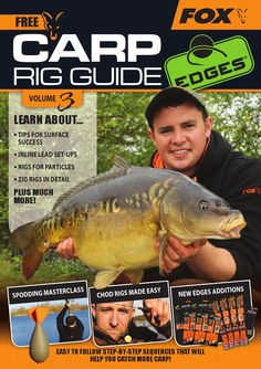 EASY TO FOLLOW STEP-BY-STEP SEQUENCES THAT WILL HELP YOU CATCH MORE CARP!