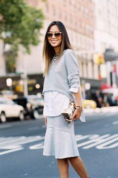Vanessa Jackman: New York Fashion Week SS 2015....Aimee
