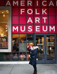 Folk Art Museum, Upper West Side (Lincoln Center)