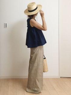 【しまむら】の夏トップスでプチプラコーデを叶えよう♪大人女性コーデ特集 - Yahoo! BEAUTY