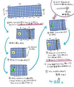 簡単!蓋付きのポケットティッシュケースの作り方|ソーイング|編み物・手芸・ソーイング|作品カテゴリ|アトリエ