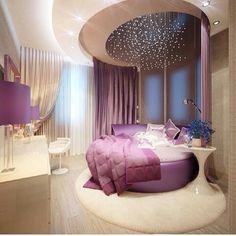 Cool stary purple