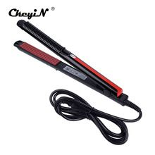US $11.69 Electric Hair Straightener Hair Iron Corn Plate Electronic Temperature Control Hair Straighteners Tools Corrugated Iron Styling. Aliexpress product