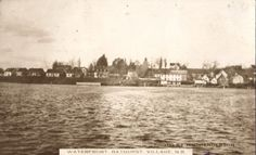Waterfront-BATHURST-New-Brunswick-Canada-1904-18-Henderson-Real-Photo-Postcard