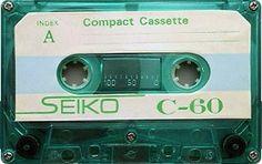 SEIKO C-60 Casette Tapes, Cassette, Magnetic Tape, Video Home, Retro Futurism, Seiko, Compact, Audio, Pictures