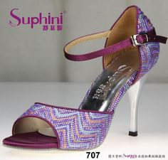 86.00$  Buy here - http://alipnt.worldwells.pw/go.php?t=32370781198 - FREE SHIPPING Quanlity Guarantee Woman Dance Shoes High Heel Tango Shoes 86.00$